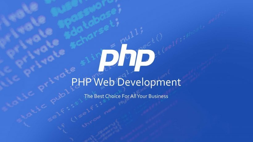 What makes PHP the best option for web development in 2021?