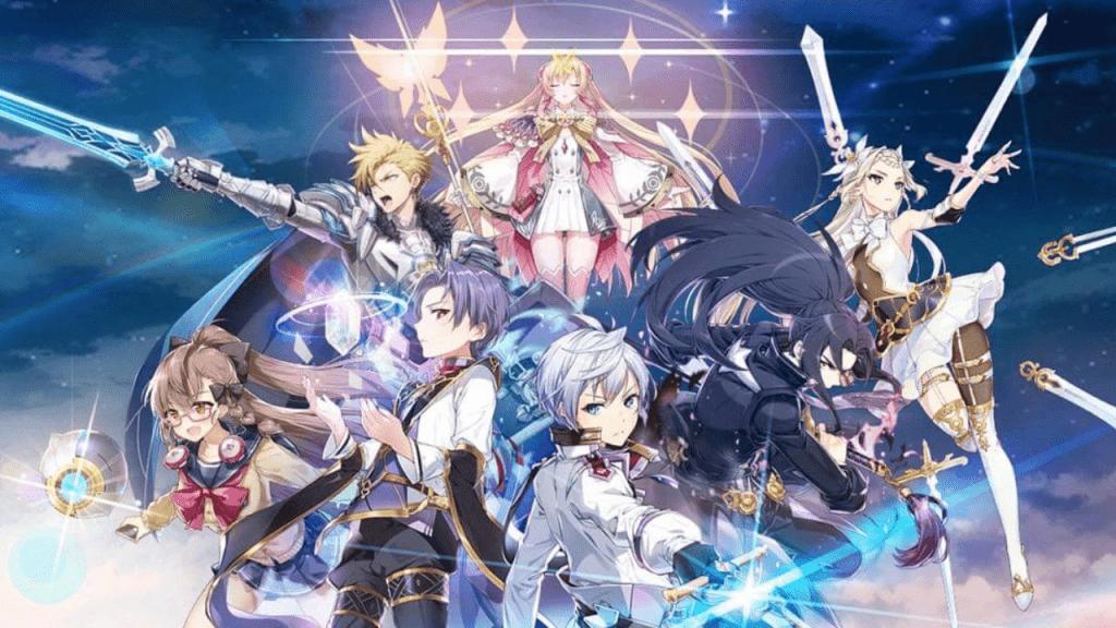 Epic seven anime expo